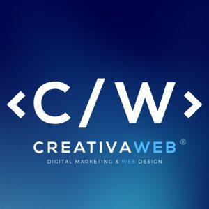 creativa web logo
